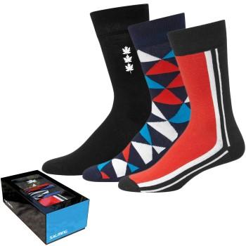 Salming 3 pakkaus Gift Box Mens Socks * Ilmainen Toimitus *