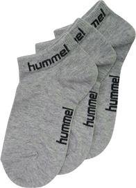 Hummel Torno Sukat 3-Pack, Grey Melange, 24-27