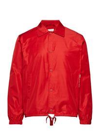 Wood Wood Kael Jacket Ohut Takki Punainen Wood Wood RED