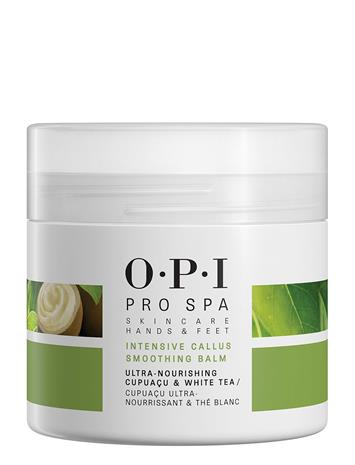 OPI Intensive Callus Smoothing Balm 118 Ml Beauty WOMEN Skin Care Nail Care Hand Cream & Foot Cream Nude OPI CLEAR