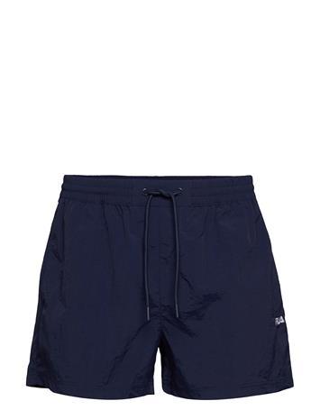 FILA Men Manolo Woven Shorts Uimashortsit Sininen FILA BLACK IRIS