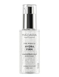 MäDARA Time Miracle Hydra Firm Hyaluron Concentrate Jelly Beauty WOMEN Skin Care Face Day Creams Nude MäDARA CLEAR