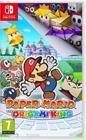 Paper Mario: The Origami King, Nintendo Switch -peli