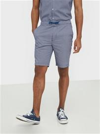 Solid Shorts - Ron Short Elastic SE Shortsit Insignia Blue