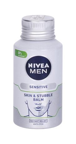 Nivea Men Sensitive Skin & Stubble partabalsami miehelle 125 ml