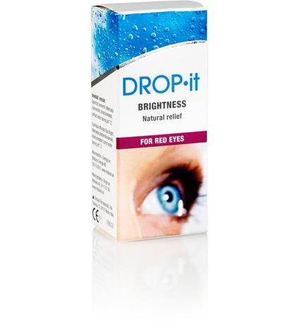 Drop It Brightness For Red Eyes 10 ml silmätipat