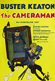 The Cameraman - Criterion Collection (1928, Blu-Ray), elokuva