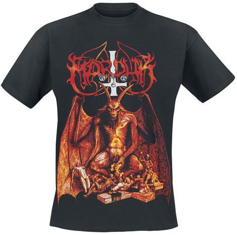 Marduk - Demongoat - T-paita - Miehet - Musta