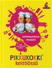 Pikkukokki keittiössä (5. laajennettu juhlapainos) (Kati Jaakonen), kirja 9789523730465