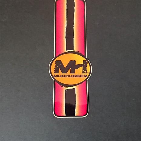 Mudhugger Long Tarrat 5 kpl, red