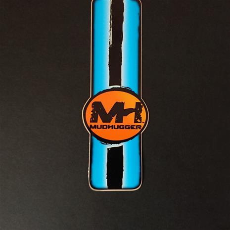 Mudhugger Long Tarrat 5 kpl, blue