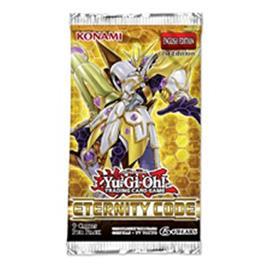 Yu-Gi-Oh! Eternity Code - Booster KORTTI