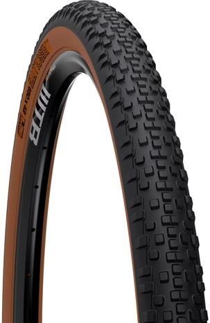 WTB Resolute Taitettava rengas 650x42C TCS Light Fast Rolling, black/tan