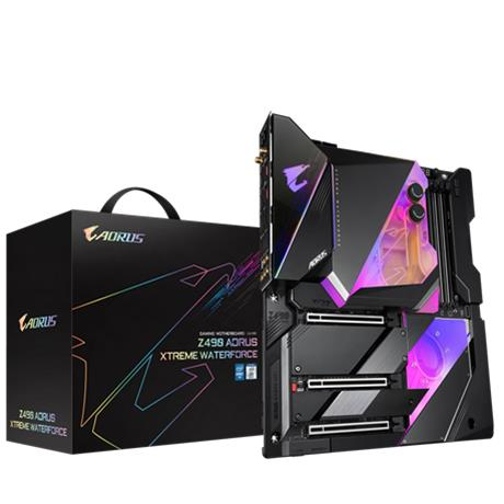 Gigabyte Z490 Aorus Xtreme Waterforce, emolevy