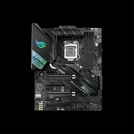 Asus ROG Strix Z490-F Gaming, emolevy