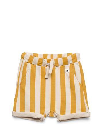 Lindex Shorts Shortsit Keltainen Lindex LIGHT BEIGE
