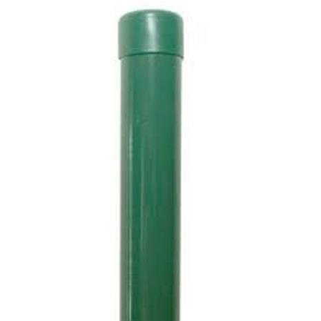 Verkkoaidan tolppa korkeus 2500 mm, RAL6005