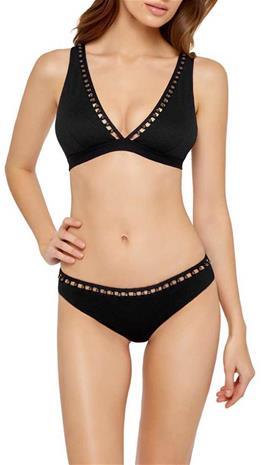 Marc & Andrä© naisten bikini yläosa, musta 38