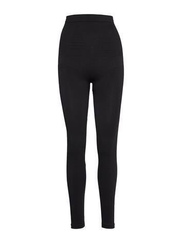 Spanx Hi-W Leggings Leggingsit Musta Spanx VERY BLACK