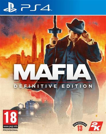 Mafia Definitive Edition, PS4 -peli