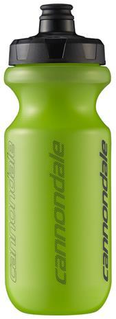 Cannondale Logo Fade Juomapullo 570 ml, trans green/black