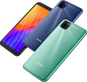 Huawei Y5P, puhelin