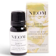 NEOM Focus the Mind Essential Oil Blend 10ml