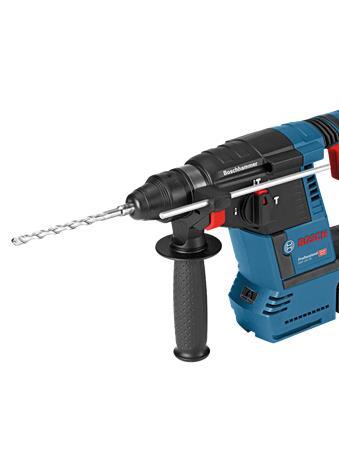 Bosch GBH 18V-26 Professional (0611909005) 18V 2x6,0Ah SDS+, akkuporavasara + GDE 18V-16