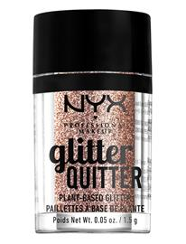 NYX PROFESSIONAL MAKEUP Glitter Quitter Plant Based Glitter Korostus Varjostus Contouring Meikki Ruskea NYX PROFESSIONAL MAKEUP BRONZE