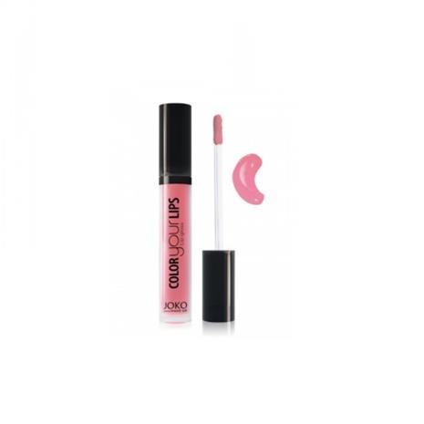 Joko Make-Up Color Your Lips Lip Gloss huulikiilto 6 ml, sävy 09
