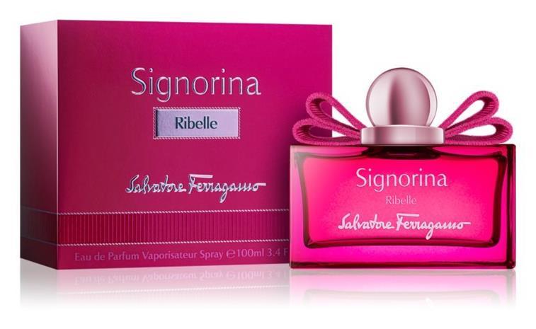 Salvatore Ferragamo Signorina Ribelle - EdP 100 ml