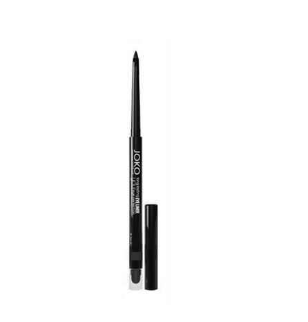 Joko Make-Up Long Lasting Eye Liner Your Eye Perfection silmänrajauskynä 1 tk, 001 Czarna