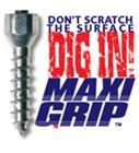 Maxi Grip 18mm 150 kpl nastasarja
