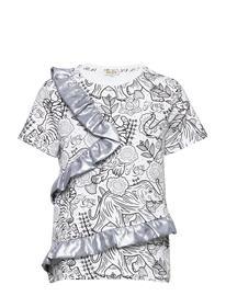 Kenzo Jordyn T-shirts Short-sleeved Valkoinen Kenzo WHITE