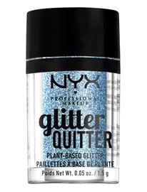 NYX PROFESSIONAL MAKEUP Glitter Quitter Plant Based Glitter Korostus Varjostus Contouring Meikki Sininen NYX PROFESSIONAL MAKEUP BLUE