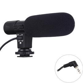 Stereomikrofoni DSLR, mikrofoni