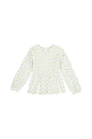 La Redoute Kukallinen paita, jossa pitkät hihat