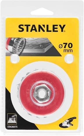 Kuppiharja Stanley STA36075-XJ; 70 mm