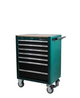 Kamasa-Tools K10359 7 laatikolla työkaluvaunu