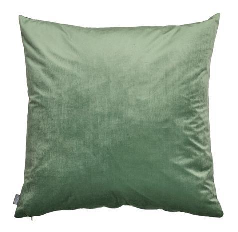 MogiHome Bea - samettityynynpäällinen, mintunvihreä, 60 x 60 cm