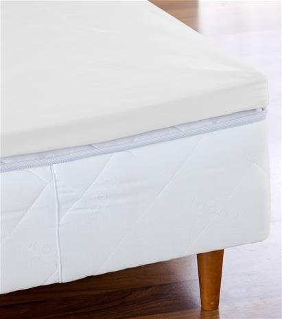 Delux kirjekuorilakana 80 x 200 cm, valkoinen