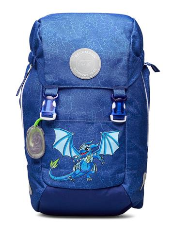 Beckmann of Norway Classic 12l - Dragon Accessories Bags Backpacks Sininen Beckmann Of Norway BLUE