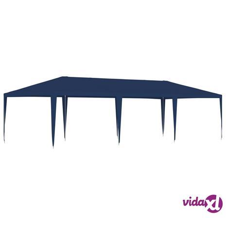 vidaXL Juhlateltta 4x9 m sininen