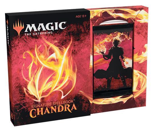 Magic the Gathering: Signature Spellbook - Chandra KORTTI