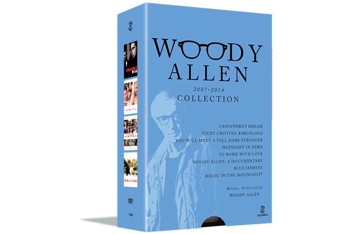 Woody Allen 2007-2014 Collection, elokuva