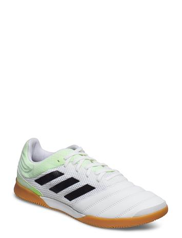 adidas Performance Copa 20.3 In Sala Shoes Sport Shoes Football Boots Adidas Performance FTWWHT/CBLACK/SIGGNR