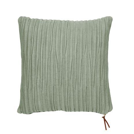 MogiHome Jarami - koristetyynynpäällinen, vihreä, 45 x 45 cm