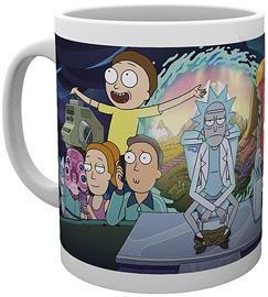 Rick And Morty - Season 4 Part One - Muki - Unisex - Monivärinen