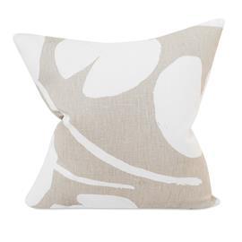 Fine Little Day Water lilies tyynynpäällinen beige-valkoinen