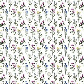 Arvidssons Textil Midsommar kangas Multi